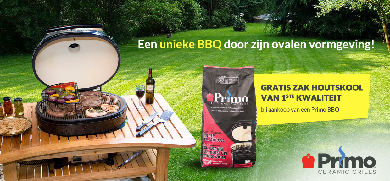 Primo Barbecues
